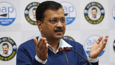 Delhi Violence: CM Arvind Kejriwal Appeals to People to Maintain Peace, Says 'Have Been Told People Coming From Outside, Need to Seal Borders'