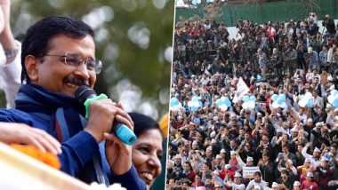AAP Promises to Serve Delhiites on 'Promise Day' After Sweeping Delhi Assembly Elections 2020, Says 'We Won't Let You Down'