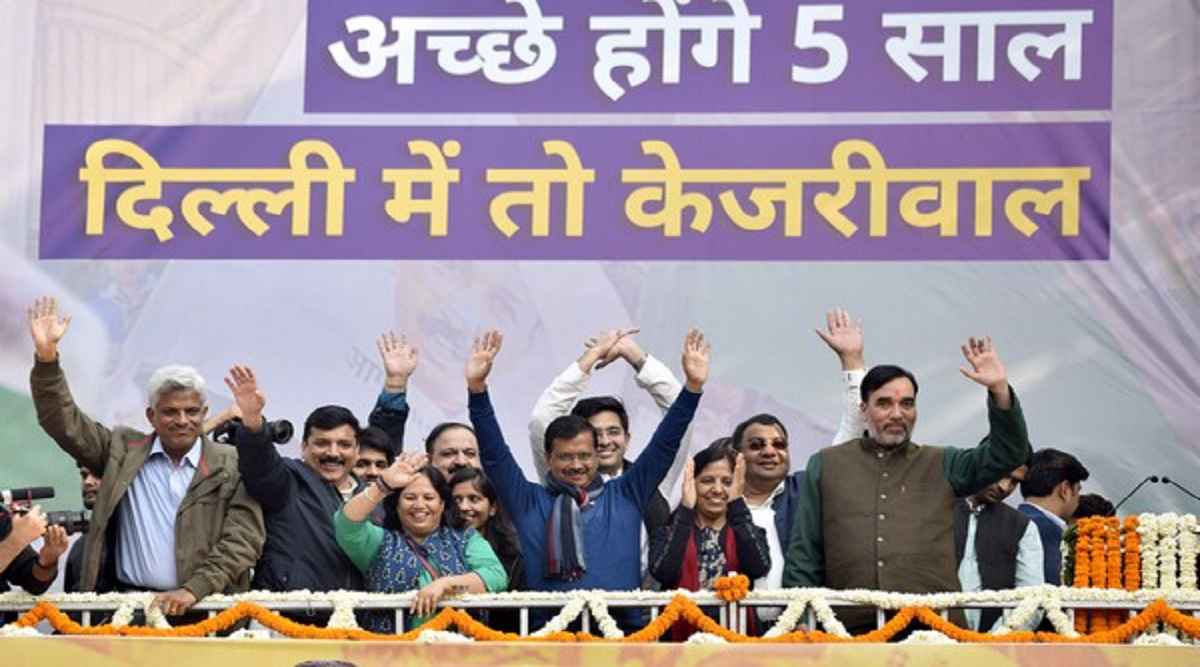 Arvind Kejriwal to Retain Old Cabinet in AAP 2.0 Government, No New Ministers to be Inducted: Report
