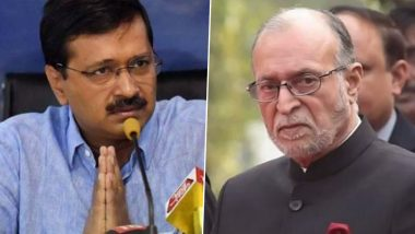 Delhi Violence: L-G Anil Baijal Instructs Police to Ensure Law And Order, Arvind Kejriwal Says More Force Being Deployed After Fresh Clashes in Maujpur