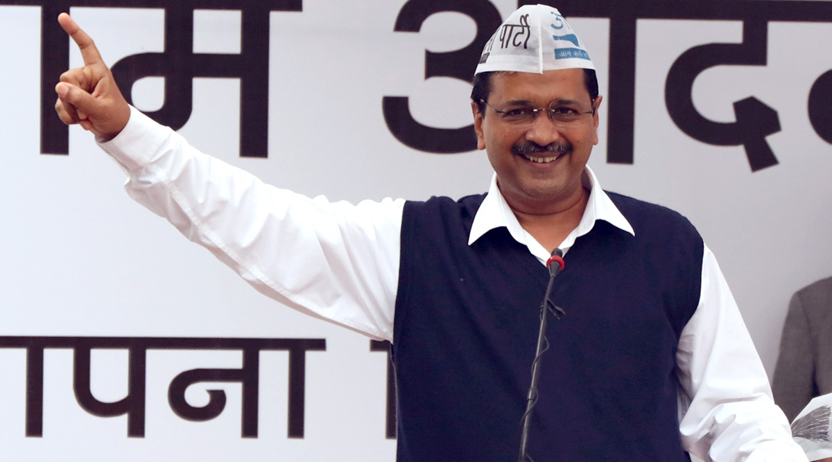 Delhi Assembly Elections 2020 Results: AAP Chief and Delhi CM Arvind Kejriwal Leads From New Delhi Constituency