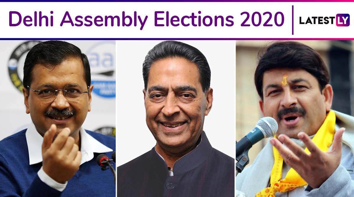 Delhi Assembly Elections 2020 Results: Counting of Votes to Begin at 8 AM; Will AAP Retain Power or Can BJP Spring a Surprise?