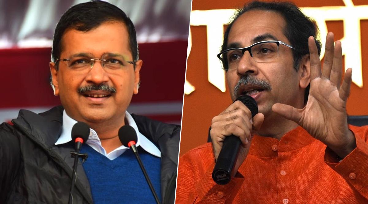 Delhi Elections Results 2020: Uddhav Thackeray Congratulates Arvind Kejriwal, Says 'AAP's Victory Shows Country Will Run by Jan Ki Baat, Not Mann Ki Baat'