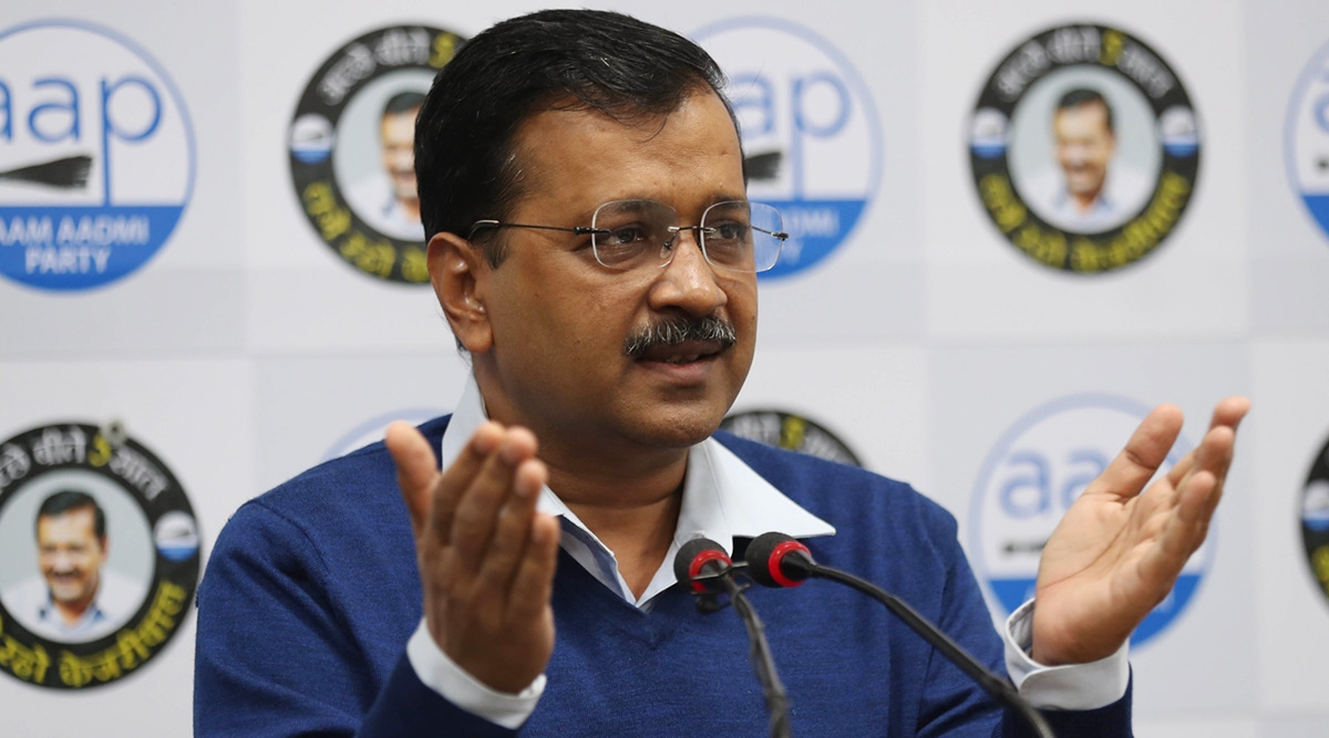 Delhi Assembly Elections 2020 Results: Arvind Kejriwal Asks AAP Volunteers Not to Burst Crackers During Victory Celebrations to Prevent Pollution
