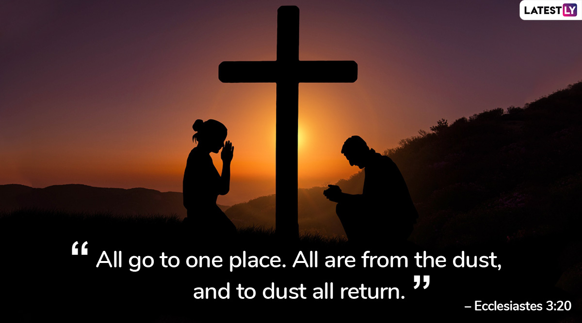 Ash Wednesday Bible Verses: Whatsapp Messages, Quotes and Images to Share on First Day of Lent 2020
