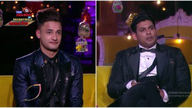 Bigg Boss 13 Finale: Asim Riaz and Sidharth Shukla Are The Top 2 Contestants (View Tweet)
