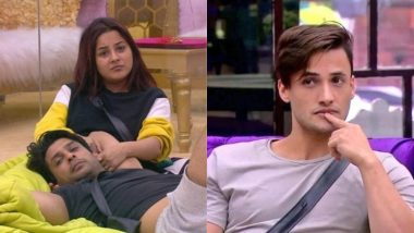 Bigg Boss 13: Asim Riaz Claims Shehnaaz Gill's Makeup Artist Told Her To Start A Love Angle With Sidharth Shukla, She Hits Back At Him