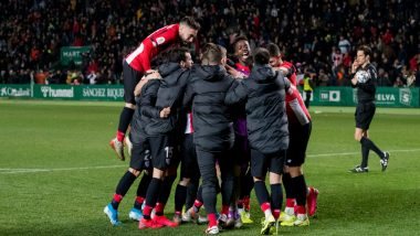 Athletic Bilbao vs Atletico Madrid, La Liga 2019–20 Free Live Streaming Online & Match Time in IST: How to Get Live Telecast on TV & Football Score Updates in India?
