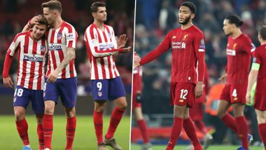 ATL vs LIV Dream11 Prediction in UEFA Champions League 2019–20: Tips to Pick Best Team for Atletico Madrid vs Liverpool Football Match