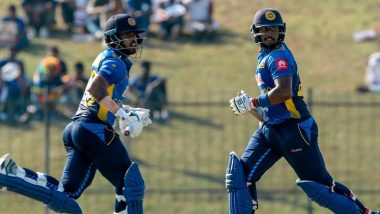 Avishka Fernando, Kusal Mendis Record Highest Third-Wicket Partnership for Sri Lanka in ODIs, Achieve Feat During 2nd SL vs WI ODI 2020