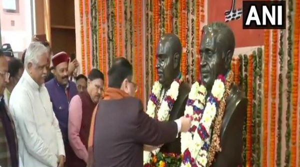 Pandit Deendayal Upadhyaya Death Anniversary: BJP Chief JP Nadda Pays Tribute to Bharatiya Jana Sangh Founder