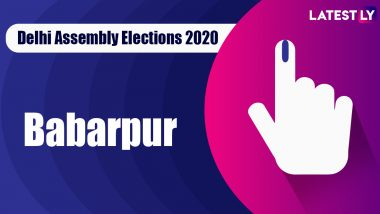 Babarpur Election Result 2020: AAP Candidate Gopal Rai Declared Winner From Vidhan Sabha Seat in Delhi Assembly Polls