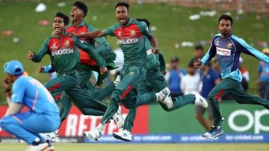 ICC to Take Strict Action Against Bangladesh Team for Their Behaviour Post U19 CWC 2020 Final Against India: Report