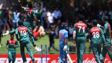 Bangladesh Win Maiden World Cup Title, Twitter Reacts to Victory Over India in ICC Under-19 CWC 2020 Final