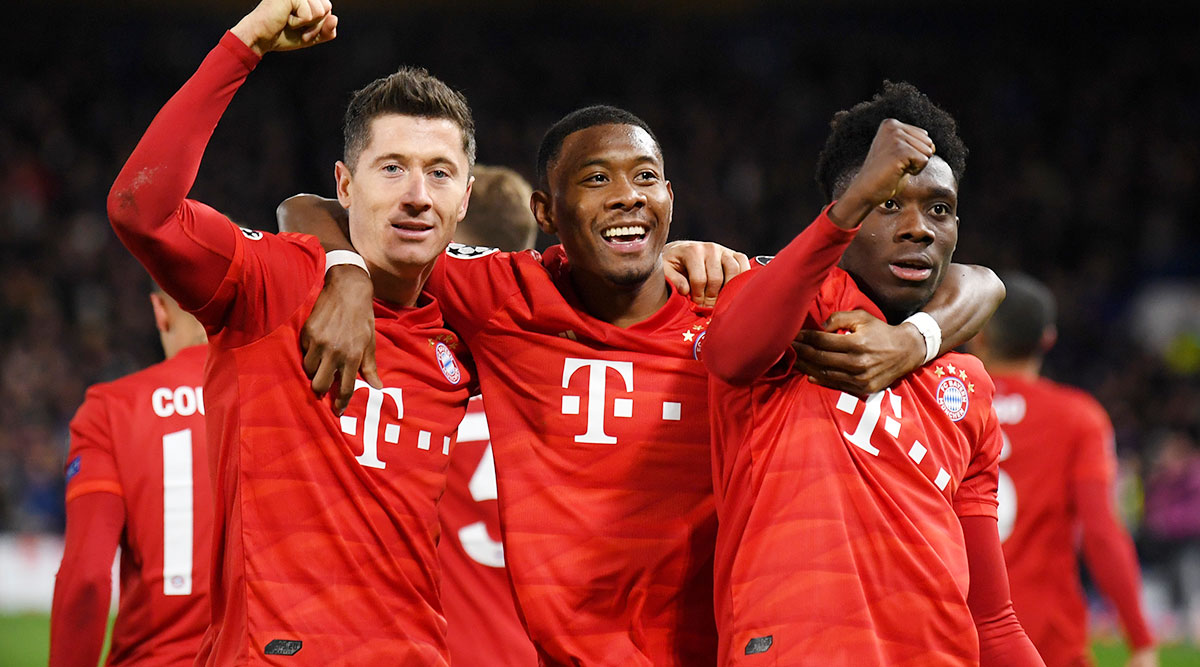 Chelsea 0–3 Bayern Munich, UEFA Champions League 2019–20: Serge Gnabry, Robert Lewandowski Put Bavarians in Cruise Control