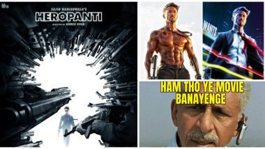 Heropanti 2 Funny Memes and Jokes Take Over the Internet as Twitterati Troll It For Copying John Wick