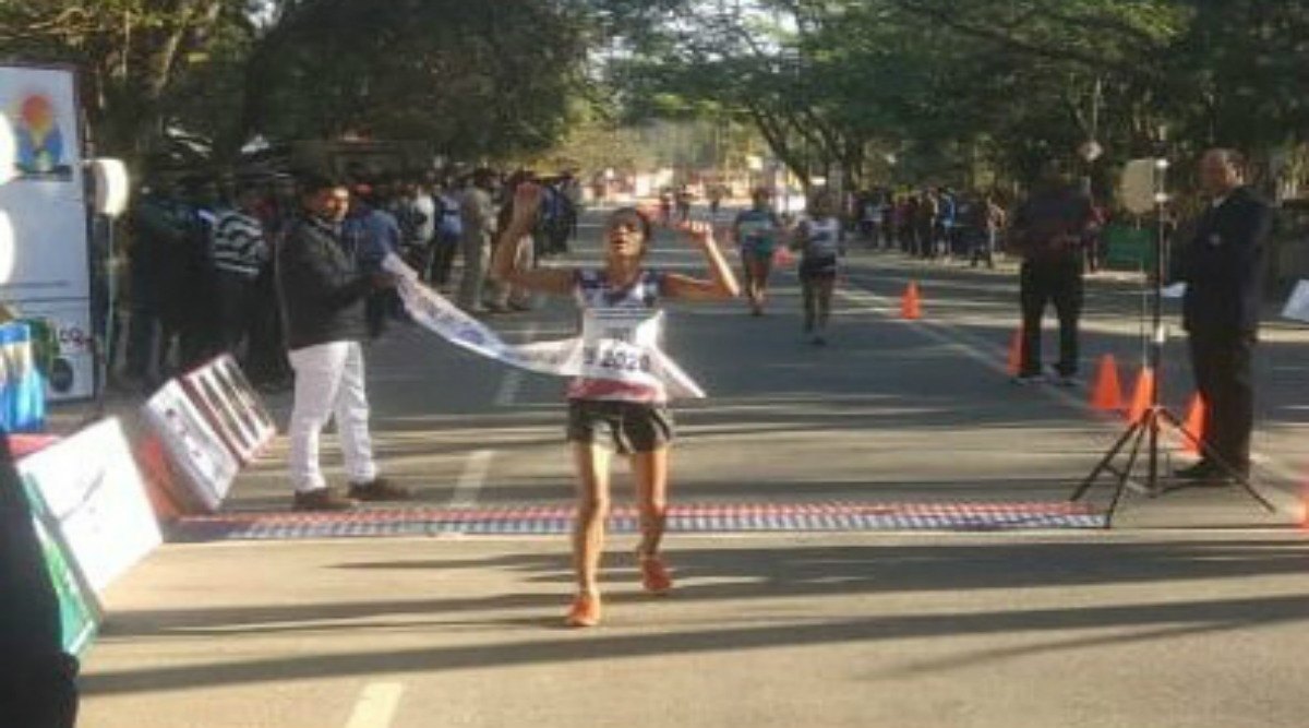 Bhawna Jat Qualifies for Tokyo Olympics 2020 in 20km RaceWalk Event
