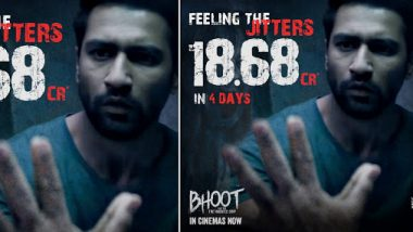 Bhoot Box Office Collection Day 4: Vicky Kaushal's Film Drops Drastically On First Monday, Earns Rs 18.68 Crore