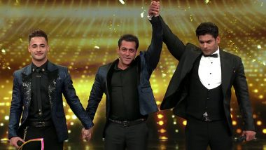 Asim Riaz and Sidharth Shukla Received Equal Number of Votes at Bigg Boss 13 Finale? Viral Video of Control Room Shared by Salman Yusuff Khan Suggests So