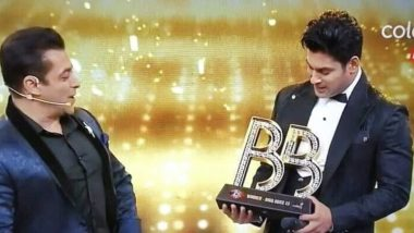 Bigg Boss 13 Grand Finale Highlights: Salman Khan Announces Sidharth Shukla As The Winner of the Season