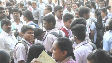 Uttar Pradesh: 2.39 Lakh Students of Class 10 and 12 Skip Board Exam on First Day