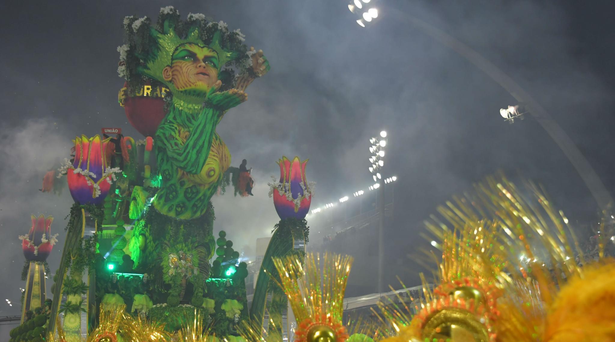 Brazil Carnival Queens: Reigning Over Wild Parties Is Hard Work
