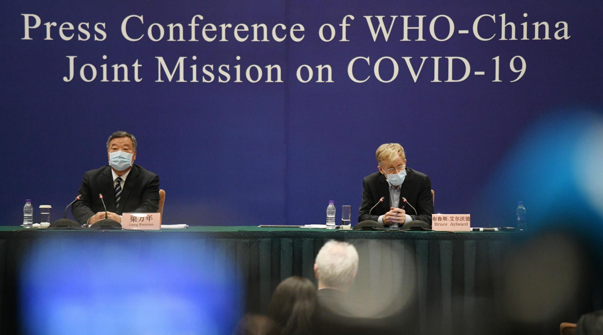 COVID-19 Outbreak: WHO Warns Coronavirus May be 'Around for Months'