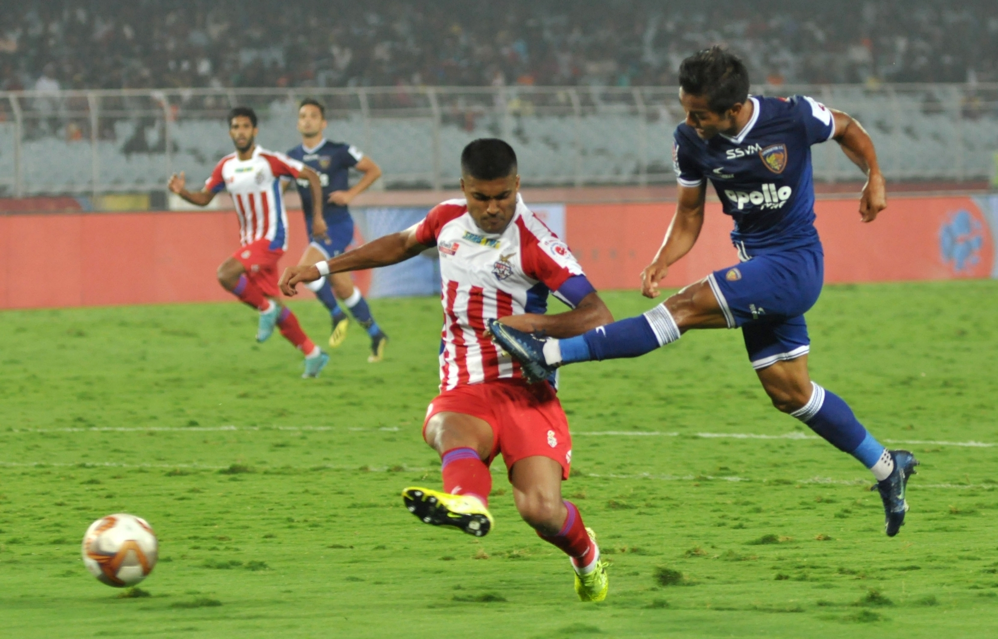 ATK vs CFC Head-to-Head Record: Ahead of ISL 2019–20 Final Clash, Here Are Match Results of ATK vs Chennaiyin FC Last 5 Encounters in Indian Super League