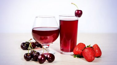 Drinking Tart Cherry Juice Helps in Improving Endurance and Exercise Performance