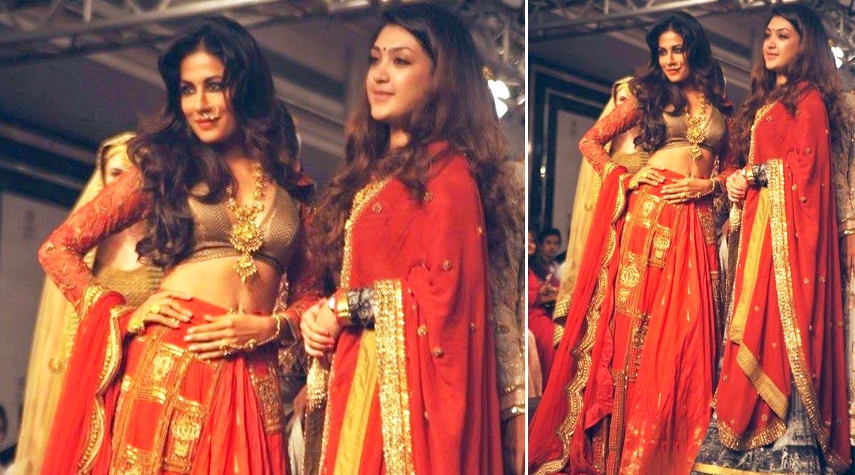 Chitrangda Singh Was on a Saree Shopping Spree While Filming Bob Biswas in Kolkata