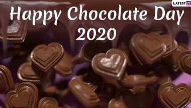 Chocolate Day 2020 Images Hd Wallpapers For Free Download Online Wish On Third Day Of Valentine Week With Whatsapp Stickers And Greetings Latestly