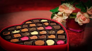 Chocolate Day Images and HD Wallpapers For Free Download Online: Wish Happy Chocolate Day 2020 With WhatsApp Stickers, Sweet and Romantic Quotes This Valentine Week