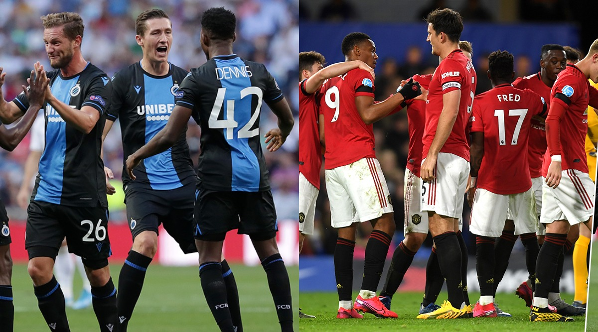 BRU vs MUN Dream11 Prediction in UEFA Europa League 2019–20: Tips to Pick Best Team for Club Brugge vs Manchester United Round of 32 Football Match