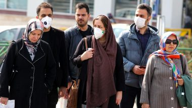 Coronavirus Outbreak in Iran: India Suspends All Flight Operations to Tehran as COVID-19 Positive Cases Surge