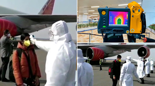 Coronavirus Scare in Mumbai: Over 21,023 Travelers Screened at Airport So Far, 36 Symptomatic Cases Isolated, Say Officials