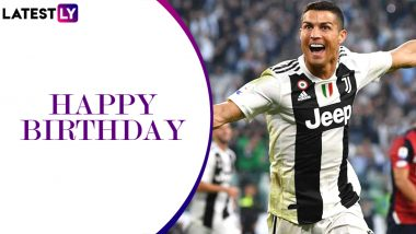 Cristiano Ronaldo Birthday Special: What Is Ronaldo's Net Worth? Is Ronaldo Married? And Some Other FAQs About the Juventus Striker