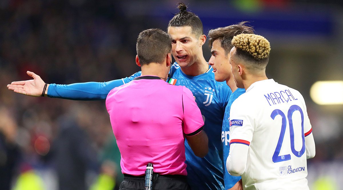 Juventus Set Unwanted Milestones As Cristiano Ronaldo and Co. Draw Blanks Against Lyon in Champions League