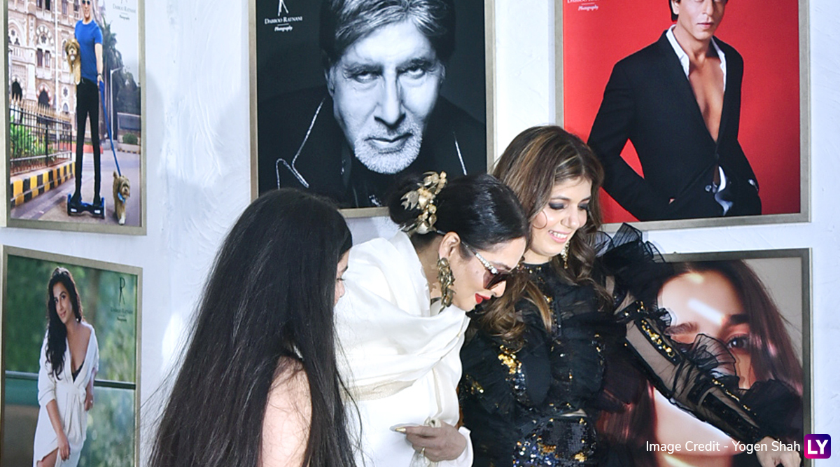 Dabboo Ratnani Calendar 21st Edition: Amitabh Bachchan, Shah Rukh Khan, Alia Bhatt and Other Bollywood Celebs' Looks Revealed At The Launch (View Pics)