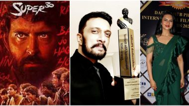 Dadasaheb Phalke Awards 2020: Hrithik Roshan Bags Best Actor, Super 30 Wins Best Film, Kiccha Sudeep and Divyanka Tripathi Take Home Major Honours