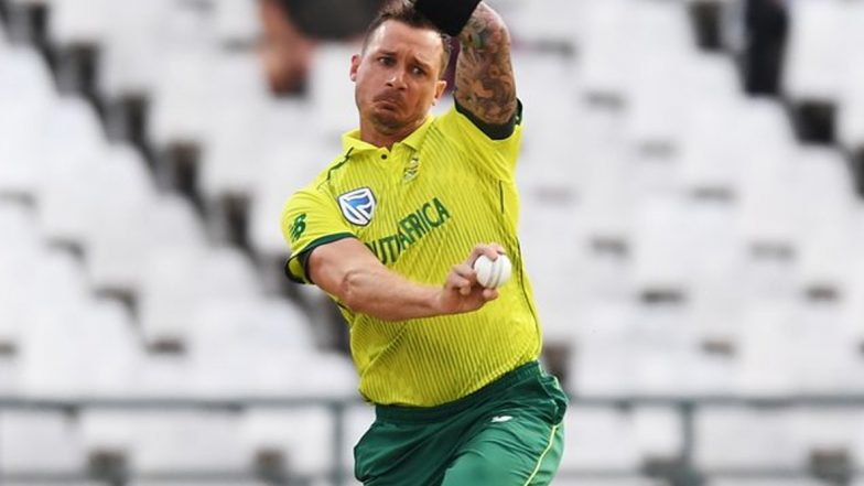 Dale Steyn Named in South Africa's T20I Squad for England Series, Quinton De Kock to Lead