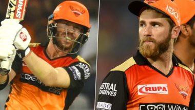 Dream11 IPL 2020 Diaries: David Warner & Kane Williamson Play Dart Ahead of SRH vs RCB Match