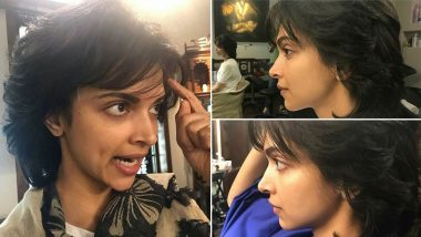 83-The Film: Deepika Padukone's Look Test Pics As Romi Dev Go Viral