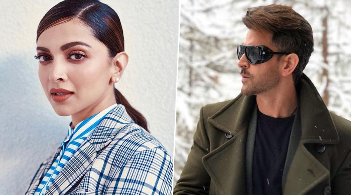 Deepika Padukone Says, 'I Would Want to Collaborate with Hrithik Roshan'; Is She Hinting About Krrish 4?