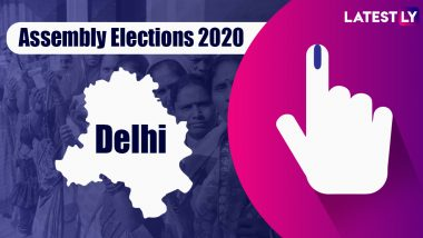 Delhi Assembly Elections 2020 Voting Live News Updates: Final Voter Turnout at 10:17 PM Was 61.43%