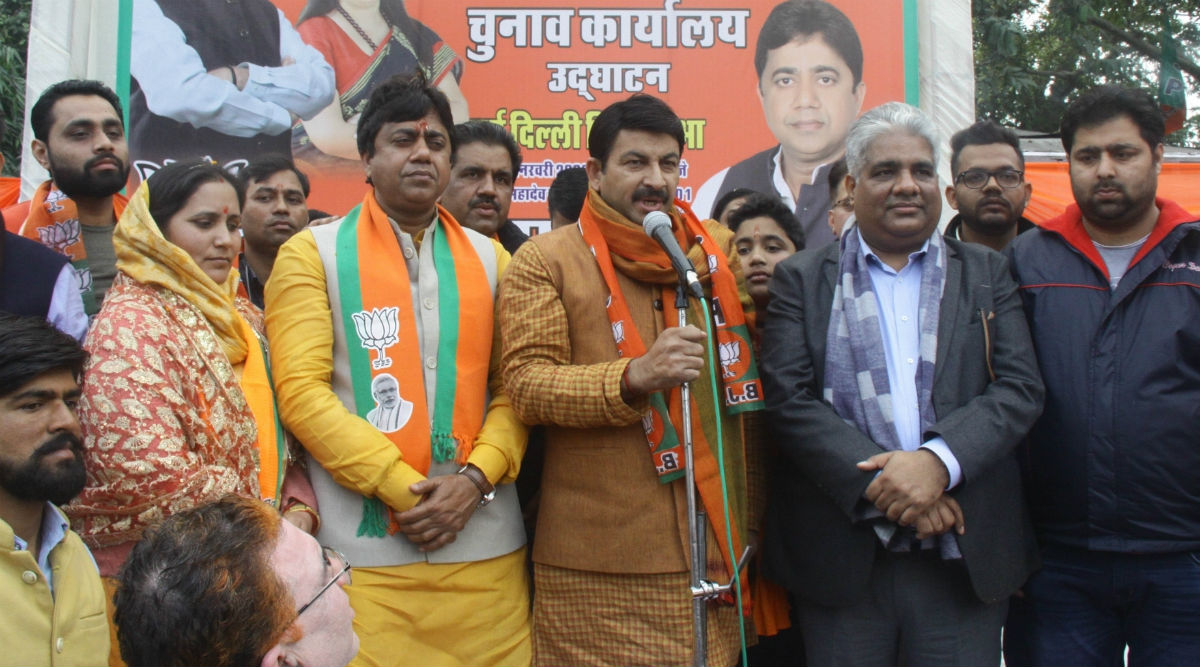 BJP Used 'Deepfake' in Delhi Assembly Elections 2020? Report Shows Videos of Manoj Tiwari Made Using Face/Voice-Swapping Technology