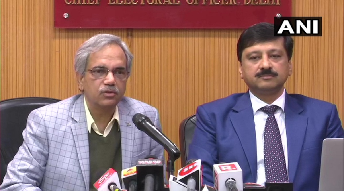 Delhi Assembly Elections 2020: 62.59% Recorded as Final Voter Turnout, Delay in Announcement Due to Scrutiny, Says EC