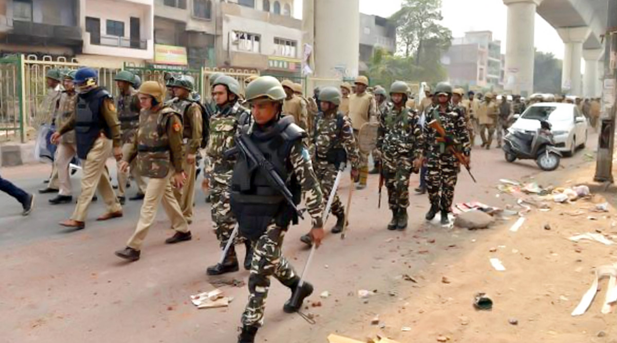Delhi Violence: Death Toll Rises to 28, Heavy Security Deployed in North East District