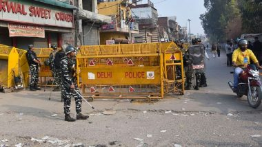 Delhi Violence: Death Toll Jumps to 13, Police Appeals For Peace and Harmony, Warns Locals Against Rumours