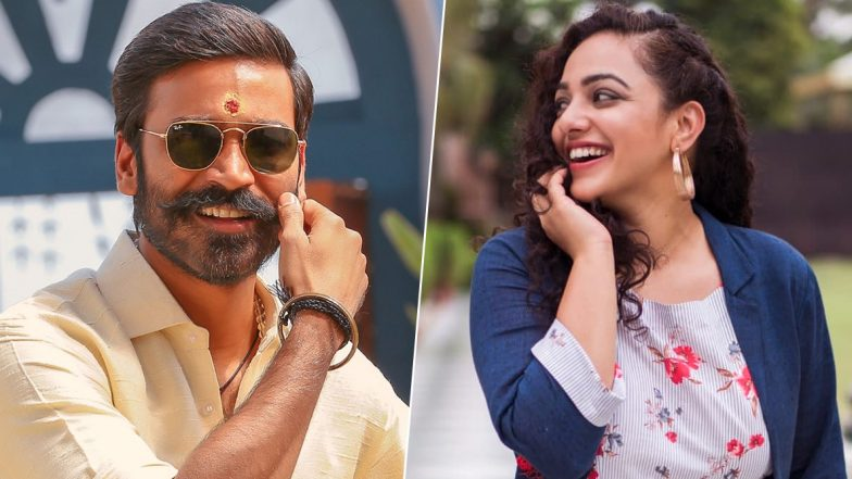 Confirmed! Nithya Menen Is Teaming Up With Dhanush