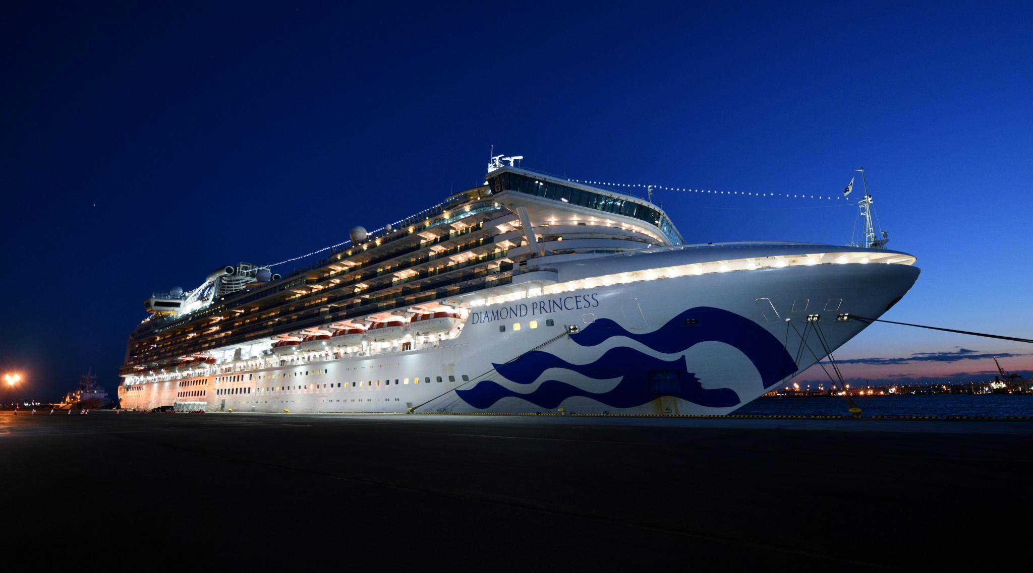 Another 65 Test Positive for Coronavirus on Cruise Ship in Japan
